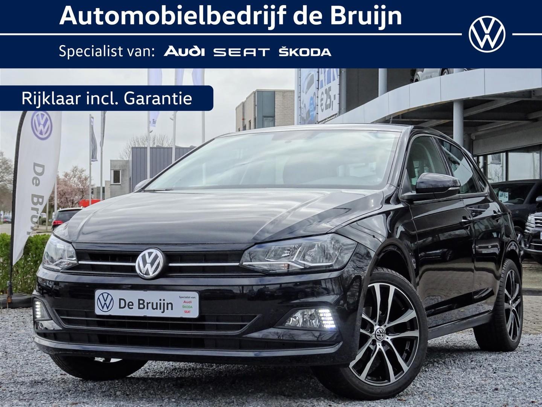 Volkswagen Polo Comfortline 1,0 tsi 95pk (navigatie,adaptive cruise)