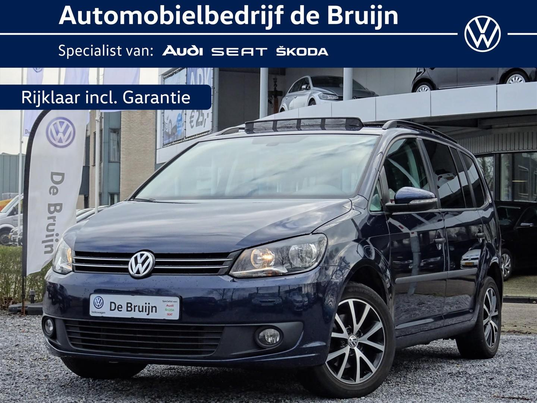 Volkswagen Touran Comfortline tsi 105pk 7-zits (navi,panorama,pdc)