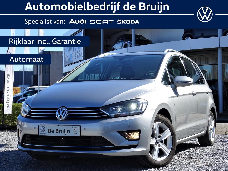 Volkswagen Golf sportsvan Highline 1,4 tsi 150pk dsg (trekhaak,leer,navi)