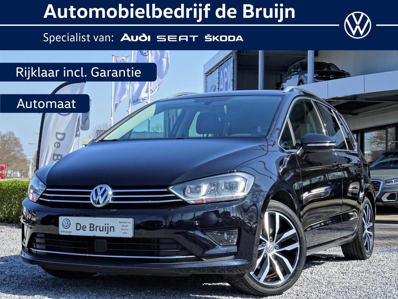 Volkswagen Golf sportsvan Highline 1,4 tsi 125pk dsg (leer,led,navi,pdc)