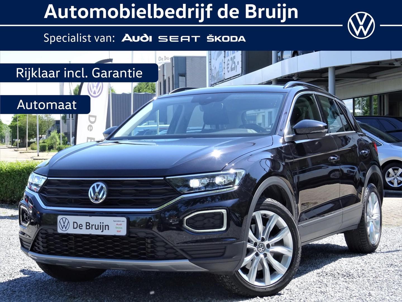 """Volkswagen T-roc 1.5 tsi 150pk dsg (led,18"""",navi,camera)"""