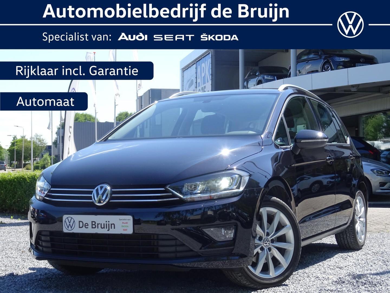 Volkswagen Golf sportsvan 1.4 tsi comfortline dsg 125pk (trekhaak,xenon,navi,pdc,cruise)