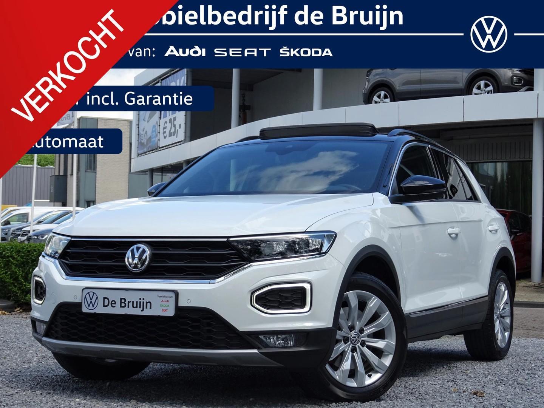 Volkswagen T-roc Sport 1.5 tsi 150pk dsg (panorama,navi,camera)