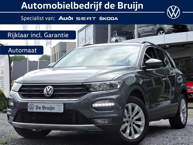 Volkswagen T-roc Style 1,5 tsi 150pk dsg (navi,clima,pdc)