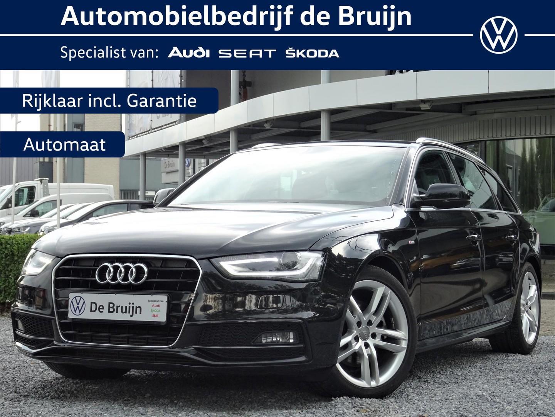 Audi A4 Avant 1.8 tfsi 170pk aut. 2x s-line (navi,clima,pdc)