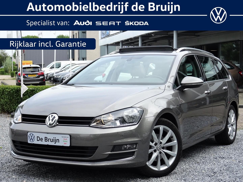 Volkswagen Golf Variant 1.2 tsi 105pk highline (panorama,trekhaak,pdc)