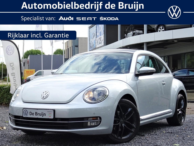"Volkswagen Beetle Design 1.2 tsi 105pk (navi,pdc,cruise,18""lm)"