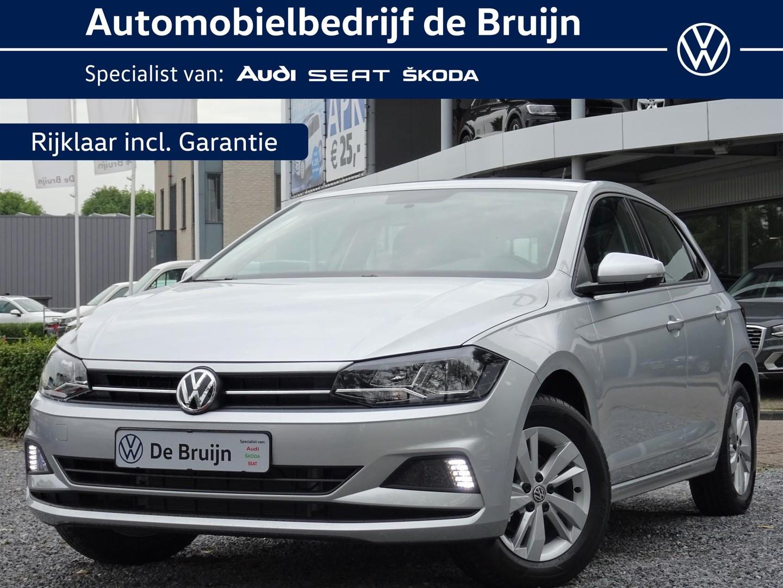 Volkswagen Polo Comfortline tsi 95pk (lm,navi by app,cruise)
