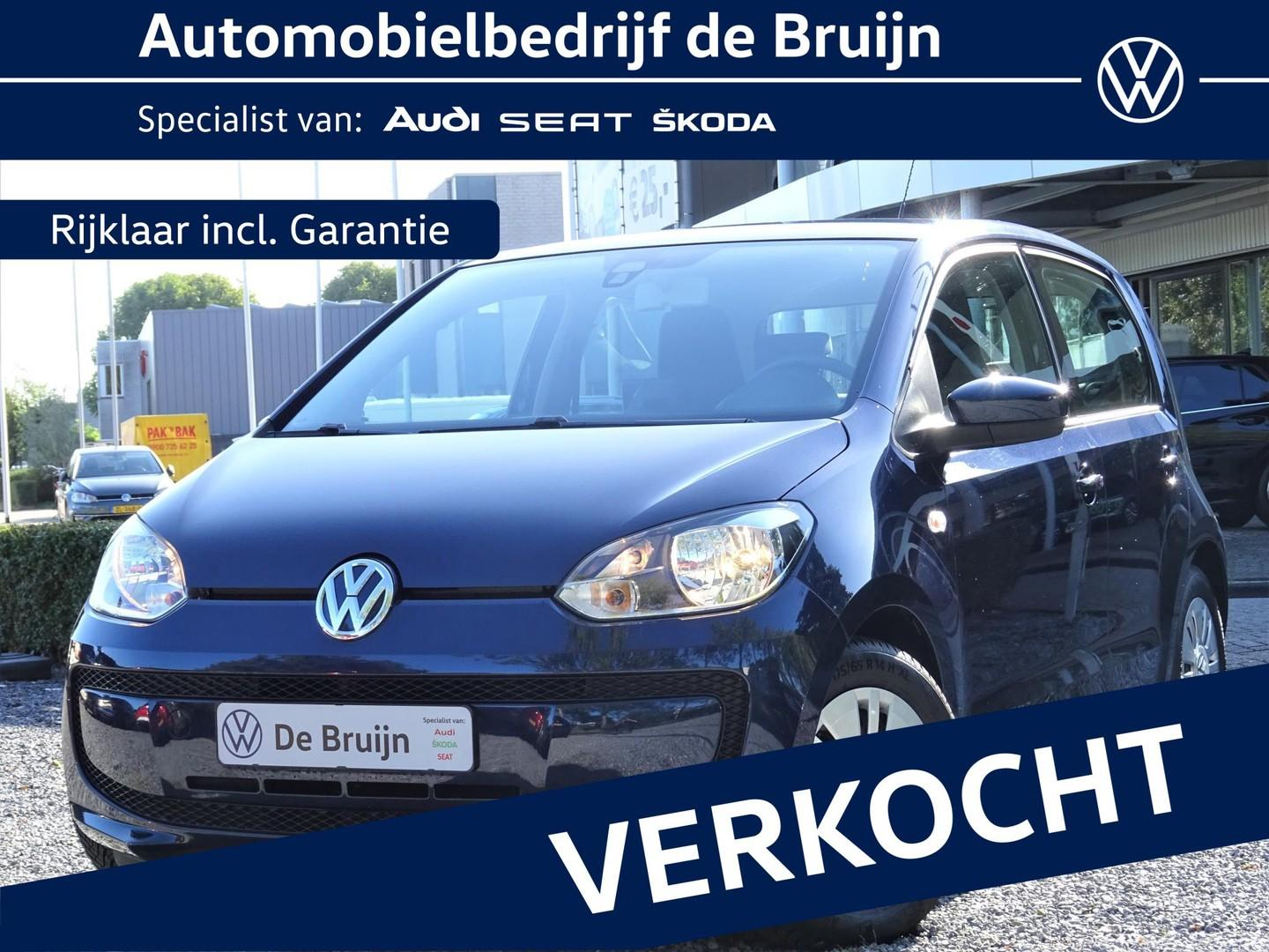 Volkswagen Up! Move up! 5d (navi,pdc,clima,cruise)