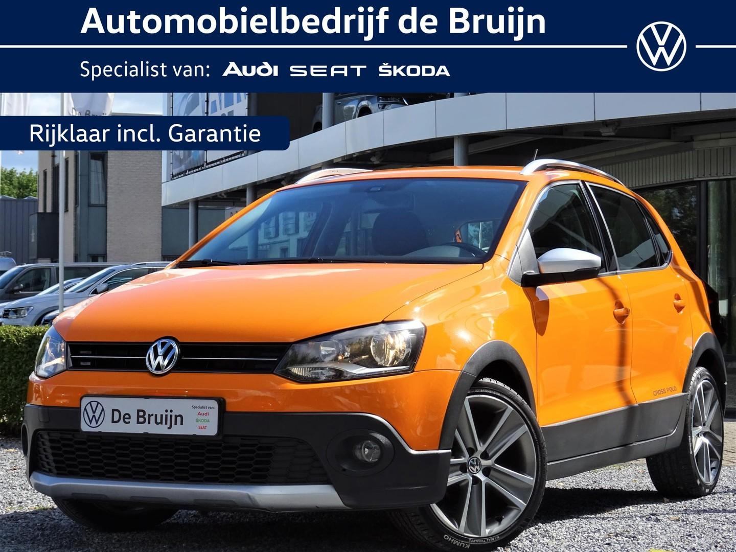 Volkswagen Polo Cross 1.4 85pk (pdc,clima,cruise,lm)