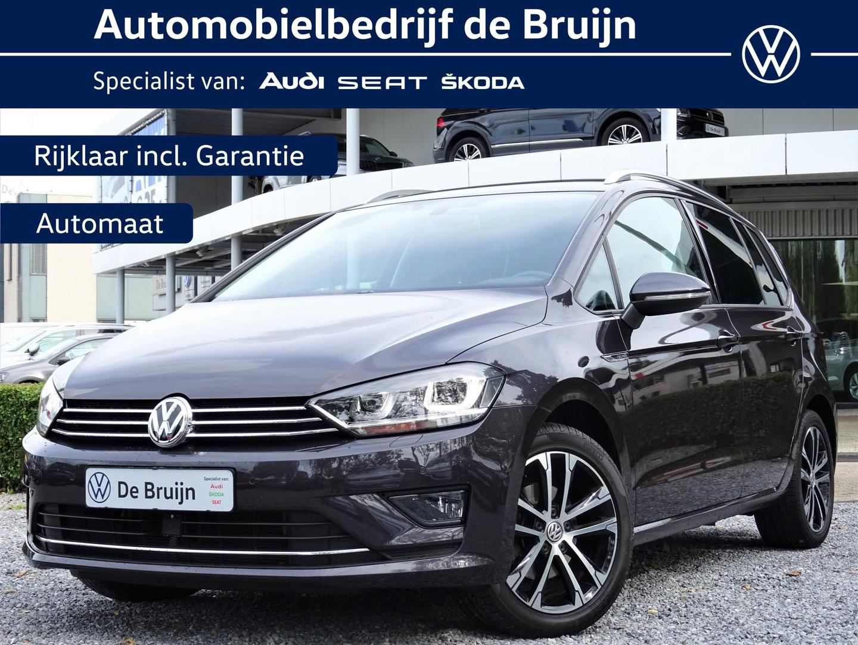 Volkswagen Golf sportsvan 1.4 tsi highline dsg 125pk (trekhaak,xenon,navi,pdc,cruise)