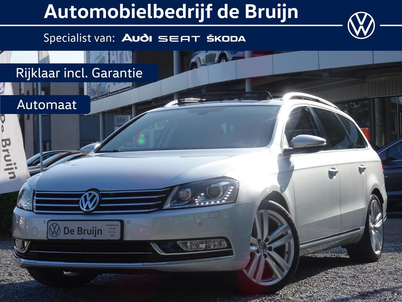 Volkswagen Passat Variant highline 1,4 tsi 122pk dsg (panorama,trekhaak,leer,xenon,navi)