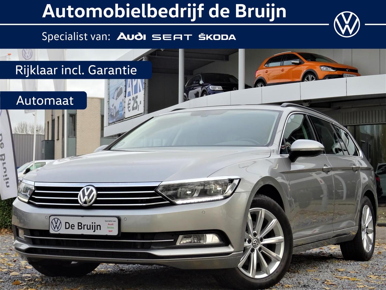Volkswagen Passat Variant comfortline 1.8 tsi 180pk dsg (trekhaak,camera,navi)