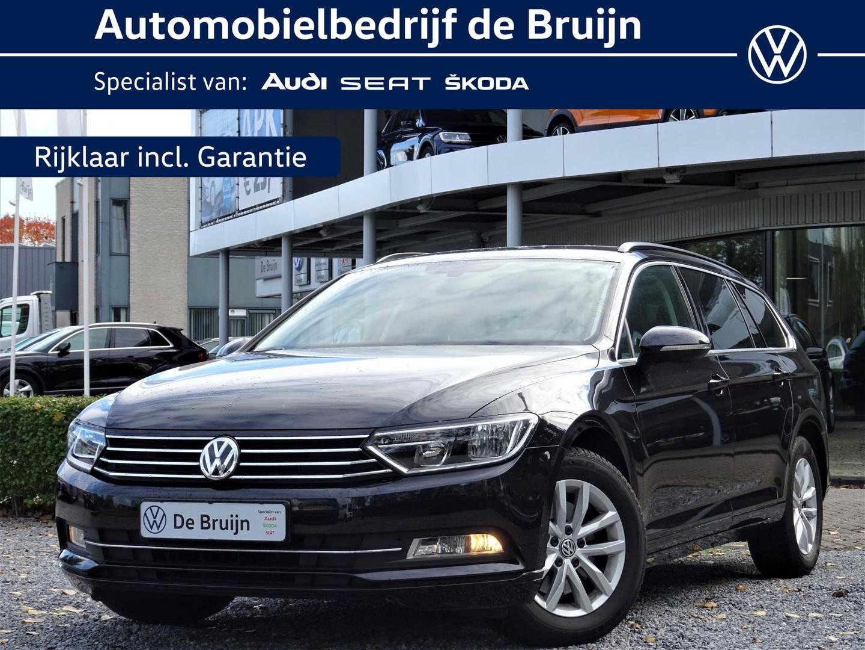 Volkswagen Passat Variant comfortline 1.4 tsi act 150pk (trekhaak,navi,pdc,acc)