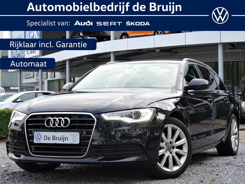 Audi A6 Avant 2.0 tfsi 180pk aut. business edition (trekhaak,navi,clima,lm)