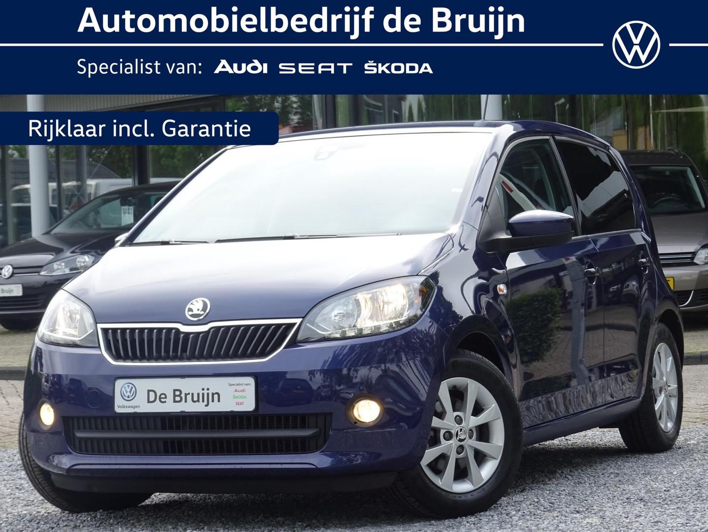Škoda Citigo Greentech ambition (navi,cruise,lm,airco)