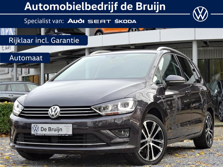 Volkswagen Golf sportsvan 1.4 tsi 125pk dsg (trekhaak,navi,lm,clima,pdc)