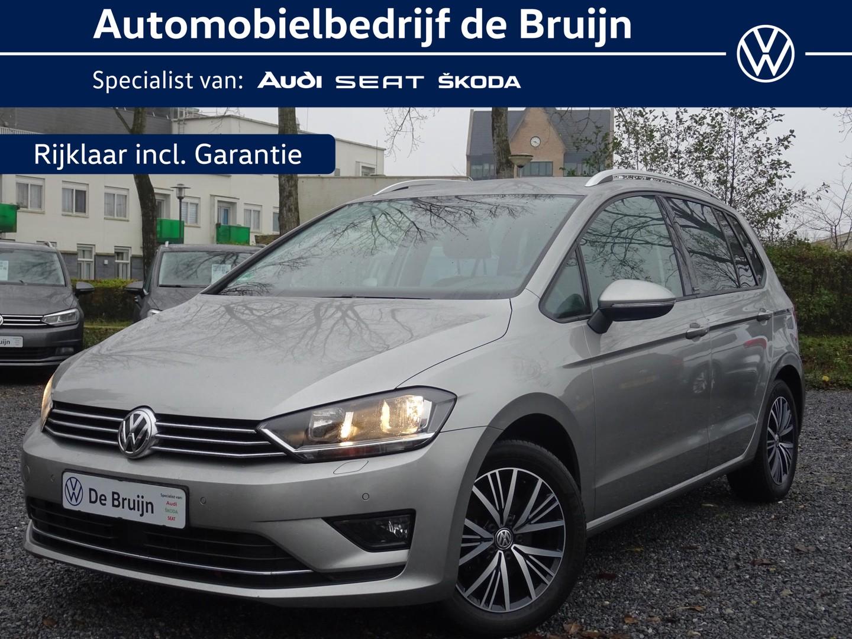 Volkswagen Golf sportsvan 1,4 tsi 125pk dsg (navi,clima,pdc,lm)