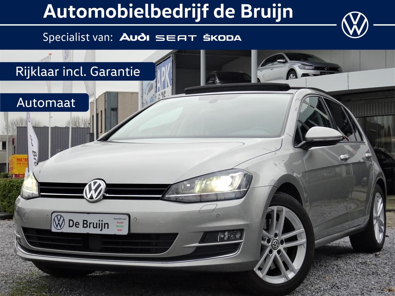 Volkswagen Golf Highline 1.4 tsi 140pk dsg (pano,leer,navi,camera)