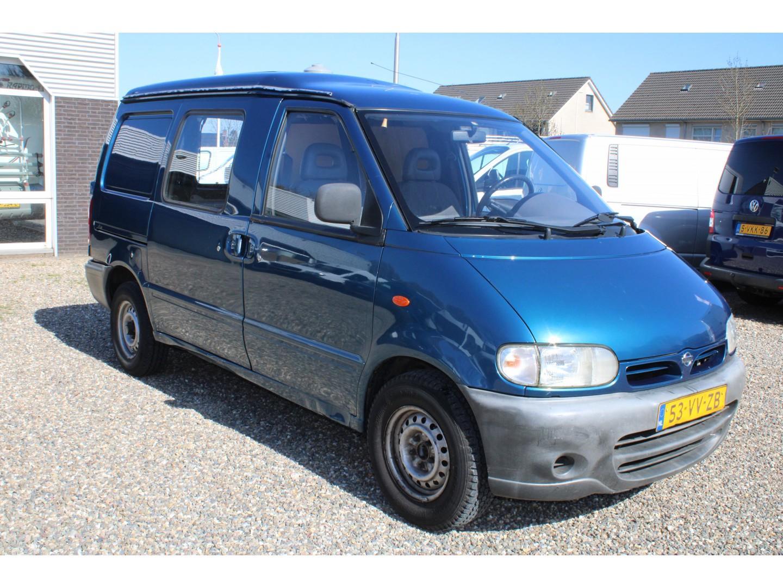 Nissan Vanette 2.3 cargo basis 75pk zonder geldige apk