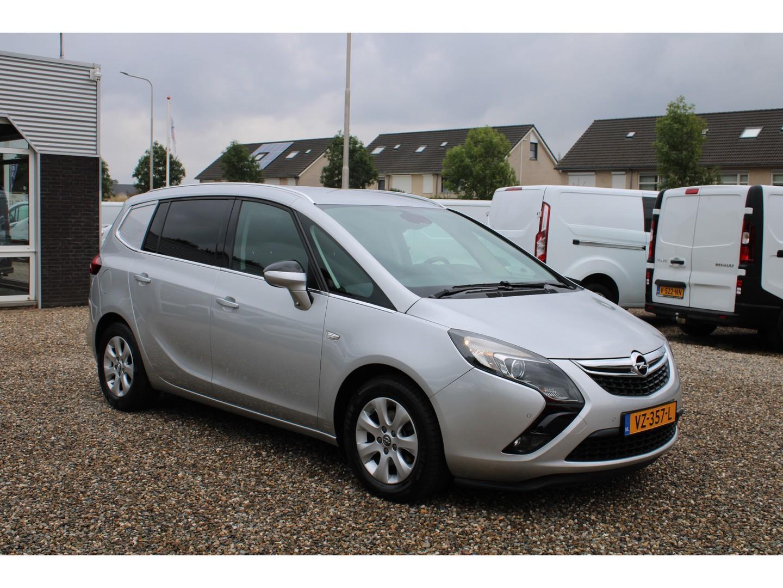 Opel Zafira Tourer 1.6 cdti 140pk grijs kenteken airco
