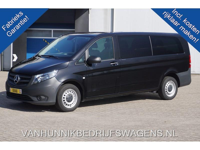 Mercedes-benz Vito 116 cdi xl 9 persoons airco navi cruise trekhaak automaat!! nr. 723