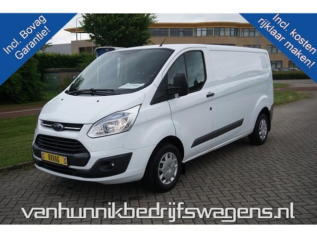 Ford Transit custom 290l 2.2 tdci 125pk trend airco cruise bluetooth lr betimmering!! nr. 802