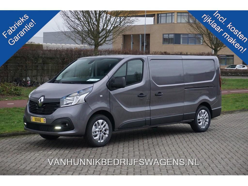 Renault Trafic 1.6 dci t30 l2 h1 €280 / maand airco navi camera cruise lichtmetaal 2x schuifdeur!! nr. 777