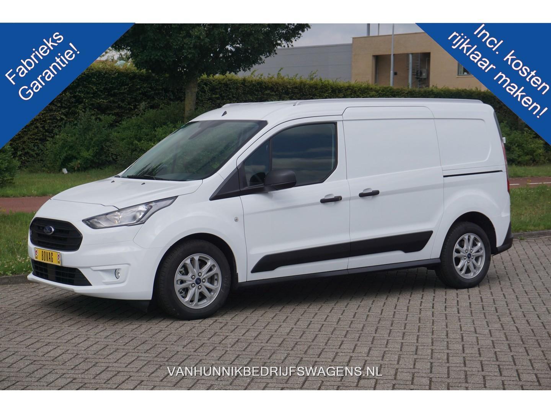 Ford Transit connect Automaat 1.5 tdci l2 trend €296 / maand climate navi camera lmv trekhaak 2x schuifdeur!! nr. 274