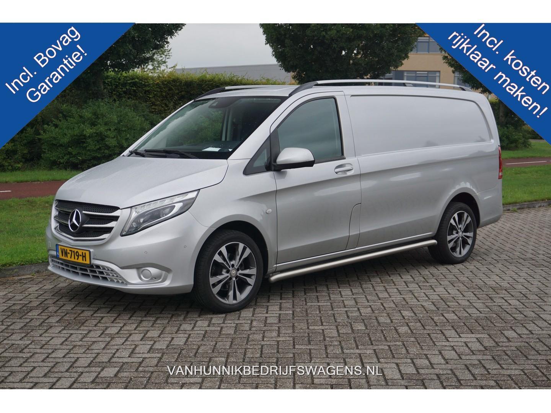 "Mercedes-benz Vito 116 cdi lang enkel cabine aut €365 / maand led, climate, navi, camera, 18"" lmv!! nr. 407"