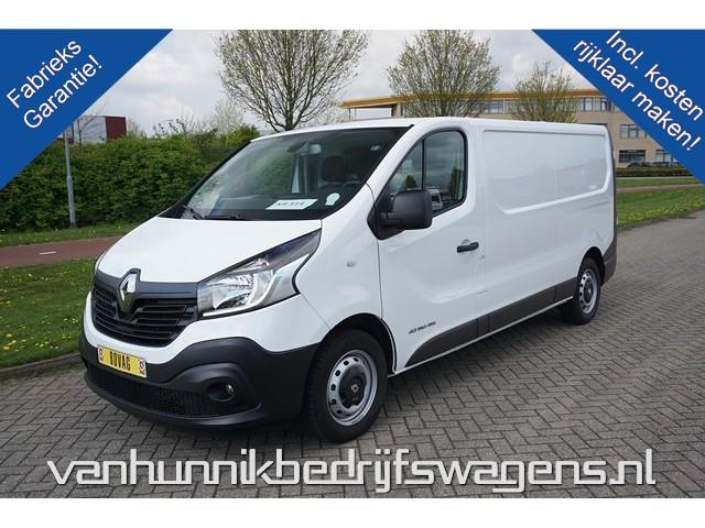 Renault Trafic 1.6 dci t29 l2h1 125pk airco camera cruise !! nr.514