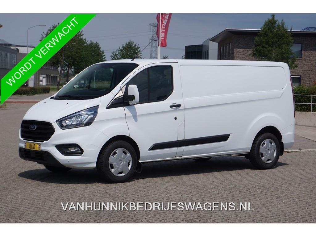 Ford Transit custom 320l 130pk 2.0 tdci trend €319 / maand airco cruise camera lr betimmering!! nr. b01*