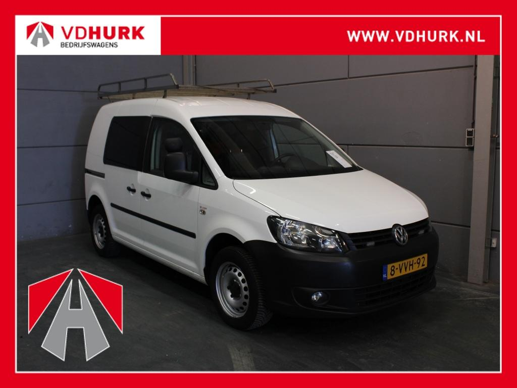 Volkswagen Caddy 1.6 tdi 102 pk imperiaal//pdc/airco/cruise