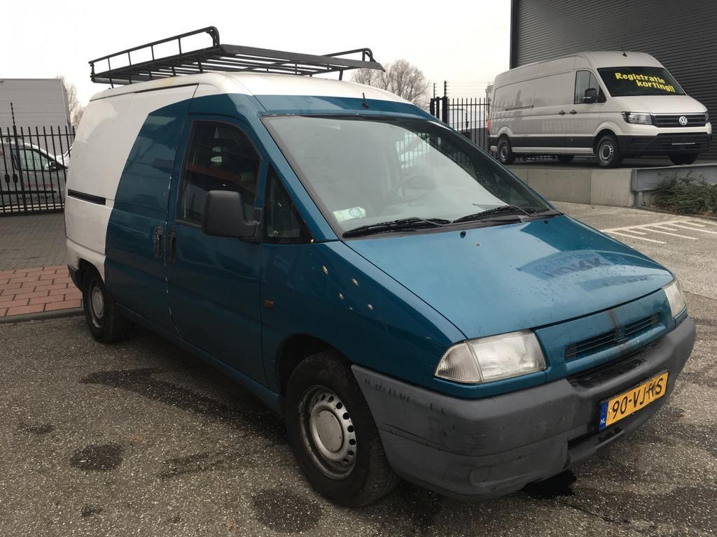 Fiat Scudo D l motor defect! apk tot 31-7-2019!!