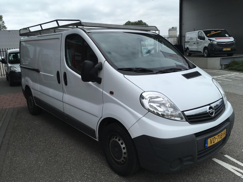 Opel Vivaro 2.0 cdti 115 pk l2h1 navi/2x schuifdeur/cruise/airco
