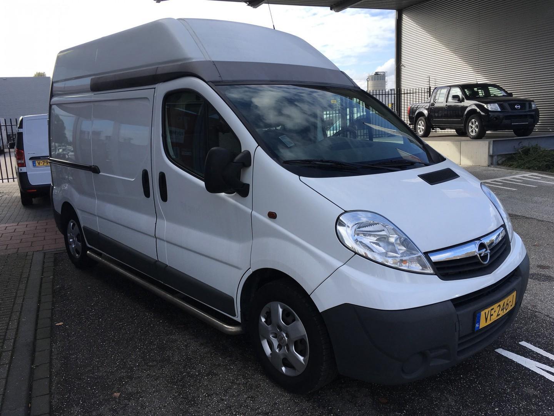 Opel Vivaro 2.0 cdti l2h2 ideaal voor camper/ijscowagen