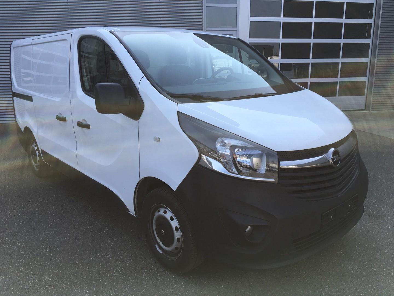 Opel Vivaro 1.6 cdti 116 pk edition inrichting l+r/airco