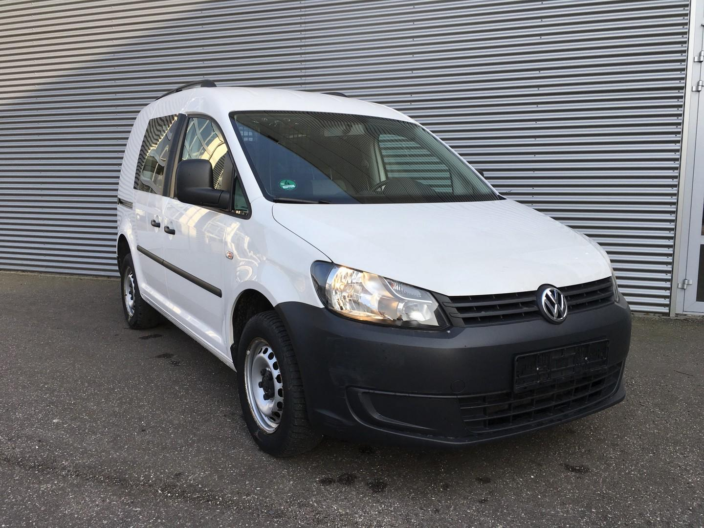 Volkswagen Caddy 2.0 tdi 111 pk 4motion 4wd/4x4/inrichting/airco/4-motion