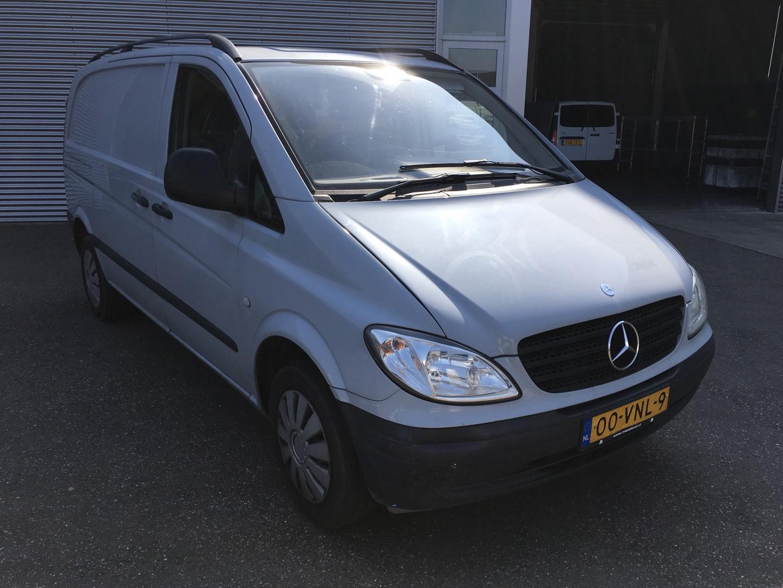 Mercedes-benz Vito 109 cdi apk 7-4-2021 airoc/ deuren