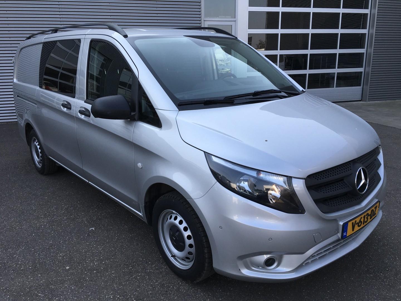 Mercedes-benz Vito 114 cdi aut. dc dubbel cabine l2h1 navi/camera/airco/cruise