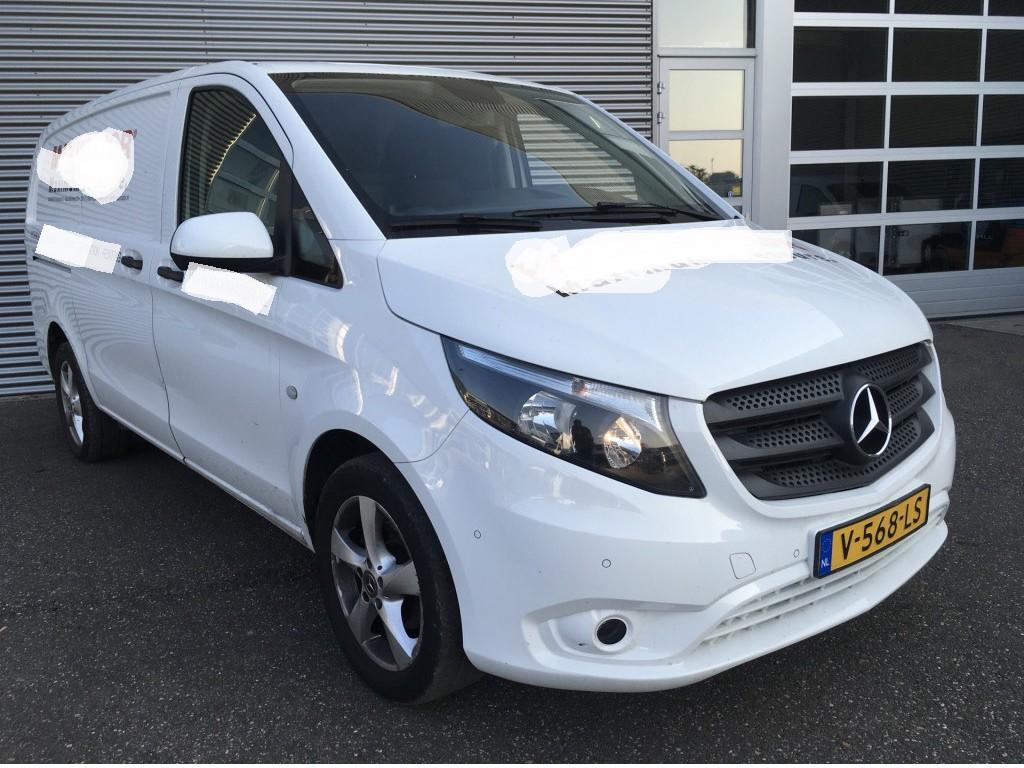 Mercedes-benz Vito 114 cdi aut. l2h1 navi/climate/camera/cruise