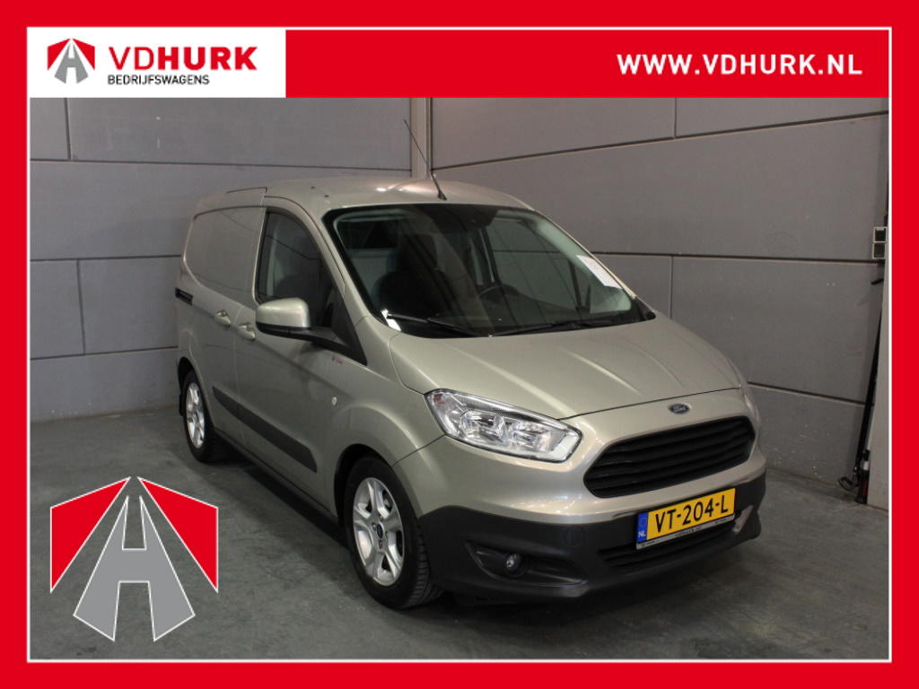 Ford Transit courier 1.5 tdci 95 pk trend topstaat+ veel extra's!