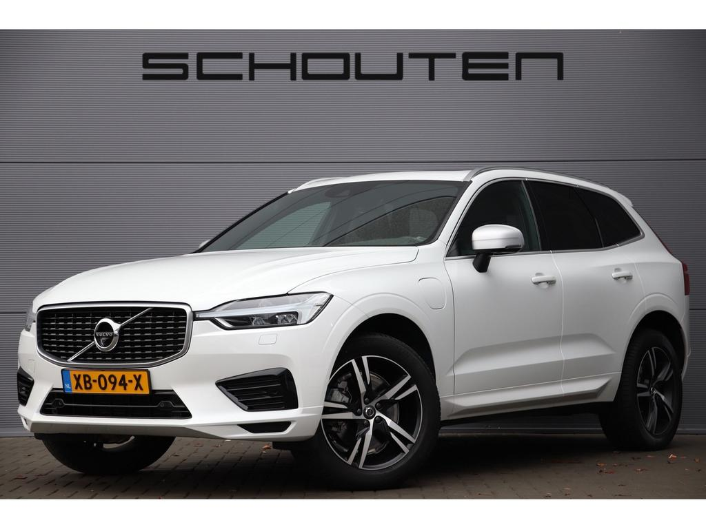Volvo Xc60 2.0 t8 twin engine awd r-design luchtvering led 19''