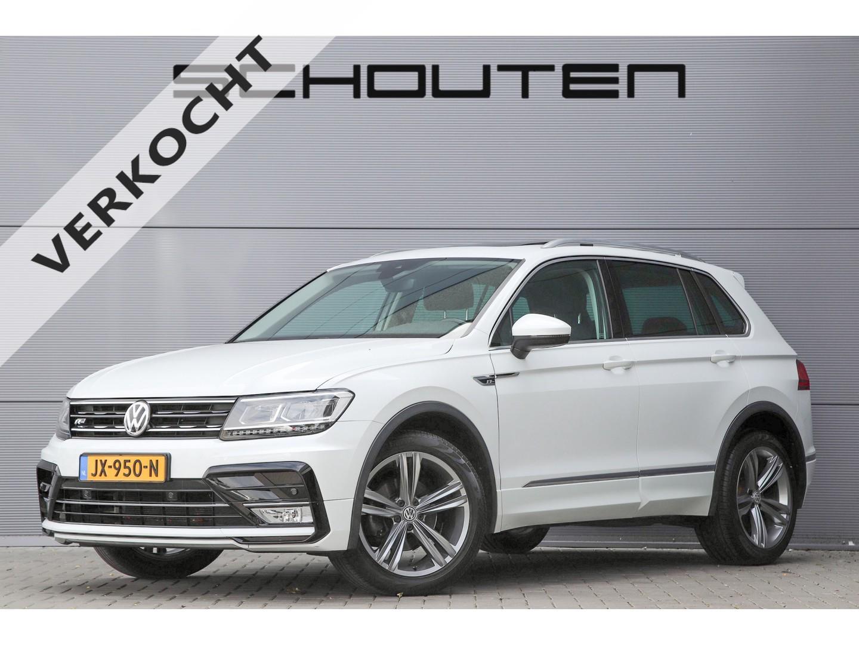 Volkswagen Tiguan 1.4 tsi comfort r-line aut. navi pano'dak 19''