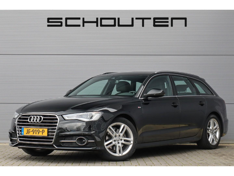 Audi A6 Avant 2.0 tdi 191pk premium s-line aut. navi xenon camera 18''