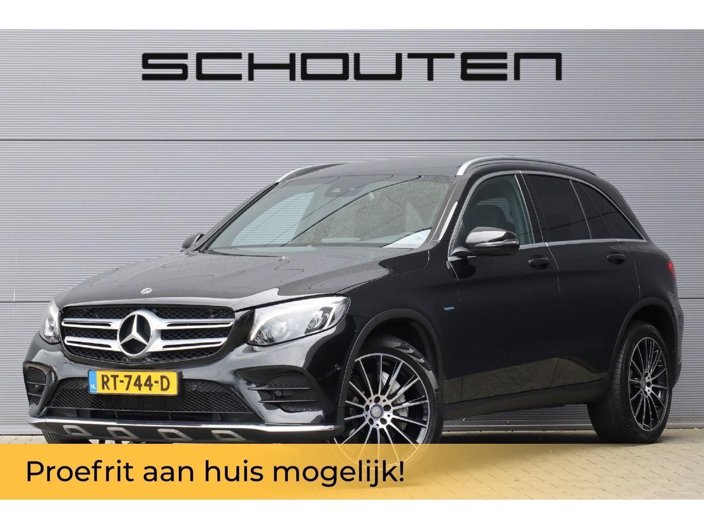 Mercedes-benz Glc 350e 4matic amg comand camera pano el. trekh. 19''
