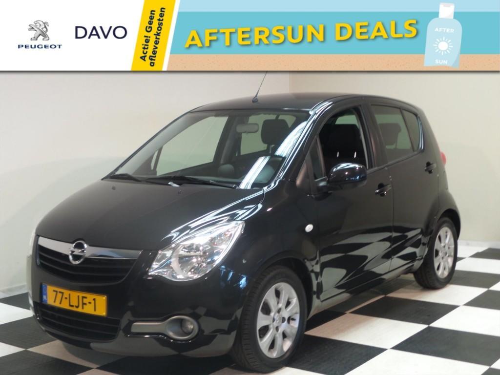 Opel Agila 1.2 16v 63kw edition airco