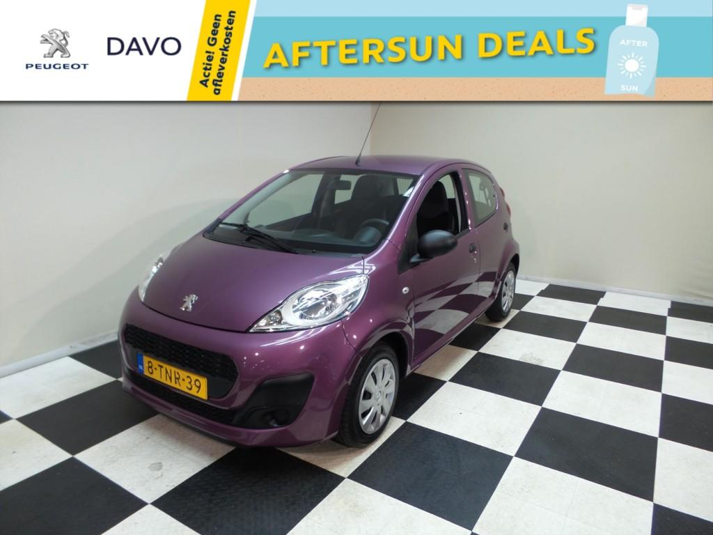Peugeot 107 1.0 68pk 5d access pack accent airco