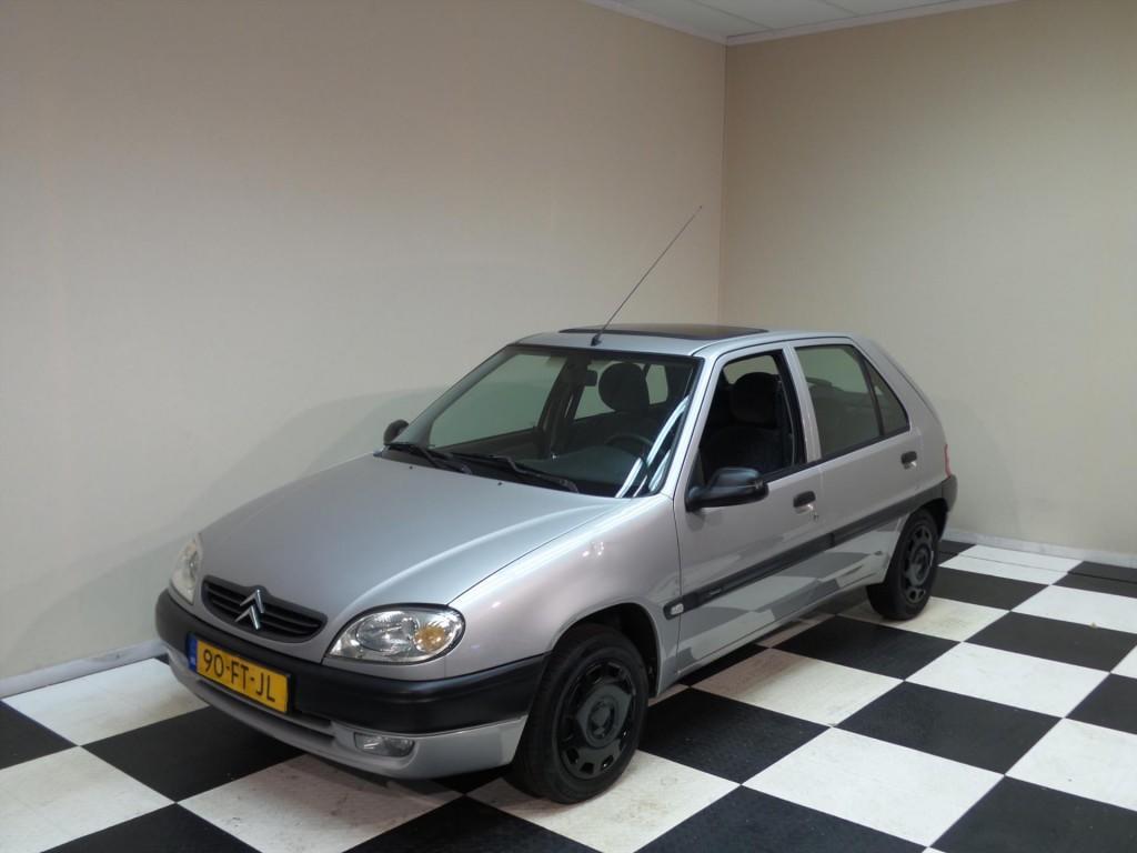 Citroën Saxo 1.1 i sx open dak!!
