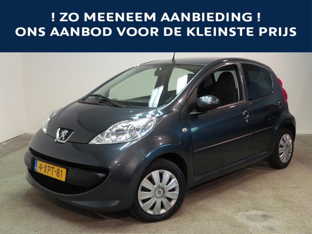 Peugeot 107 1.0 68pk 5d - airco - nwe apk